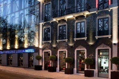 Hoteles con encanto hotel fontecruz lisboa - Hoteles con encanto en lisboa ...